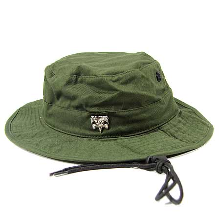 Thrasher Magazine Skate Goat Pin Boonie Bucket Hat in stock at SPoT ... ffc37a72208