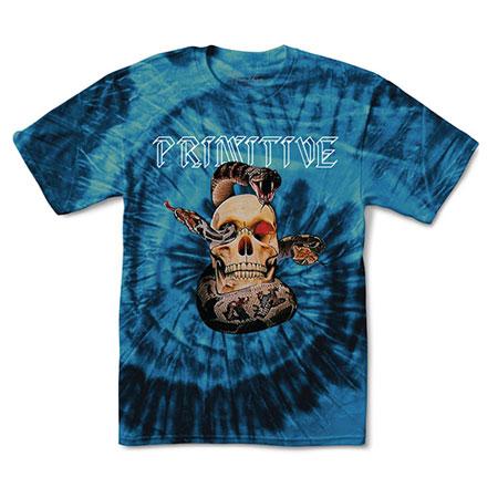 9deb0203 Primitive Skateboarding World Tour Tie Dye T Shirt in stock at SPoT ...
