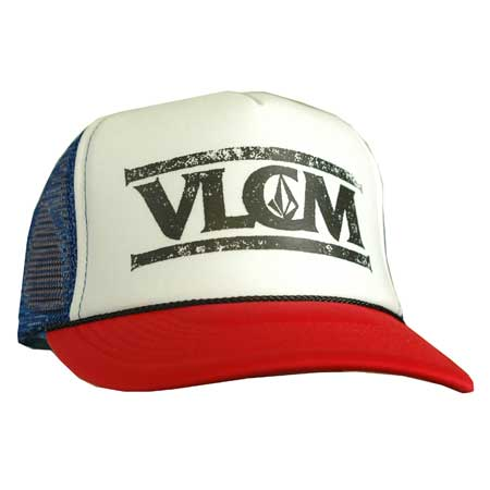 Volcom Otto Adjustable Trucker Hat in stock at SPoT Skate Shop f55f992c0aa