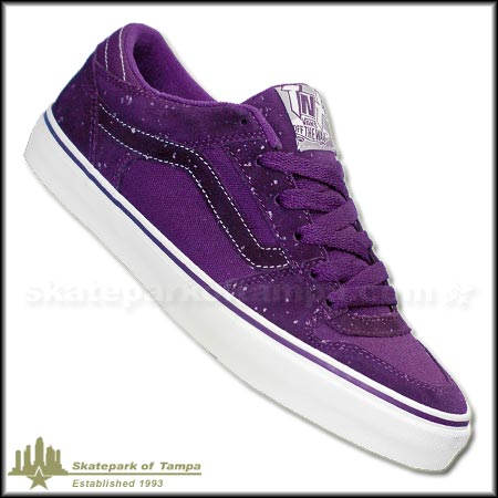 25353b04c987ed OUT OF STOCK Color  Paint Splats  Gothic Grape. OUT OF STOCK Color  Black  Suede  White  Neckface
