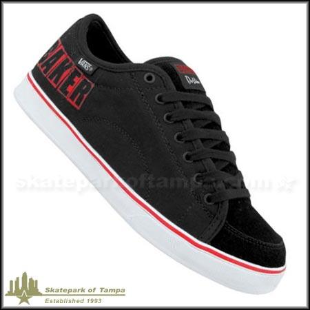 Dustin Dollin Red Vans Shoes