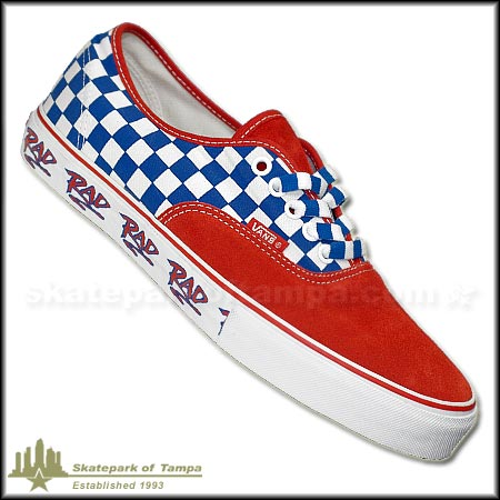 4699a4af8c0 Vans Syndicate Authentic Rad BMX Series Shoes in stock at SPoT Skate ...