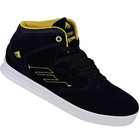 8066cf80b5 OUT OF STOCK Color  Navy  Yellow. OUT OF STOCK Color  Black Suede  ...