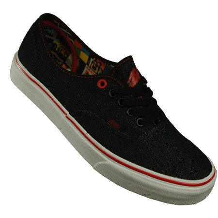 Vans Queen Authentic Shoe