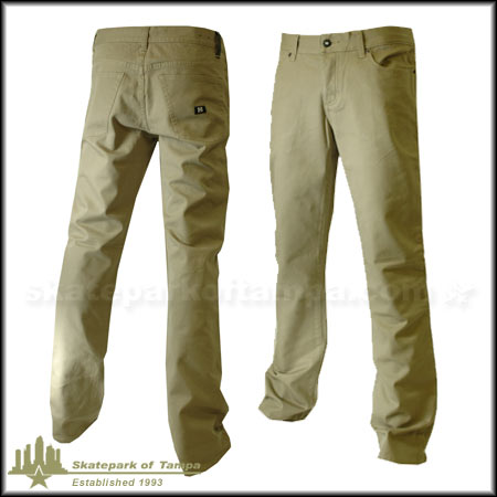 KR3W (Krew) K03 Twill Pants in stock at SPoT Skate Shop