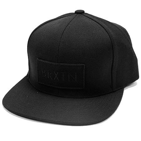 45c8b51fc0 Brixton Rift Snap-Back Hat