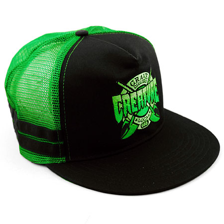 Creature Skateboards Hats Creature Skateboards Grave