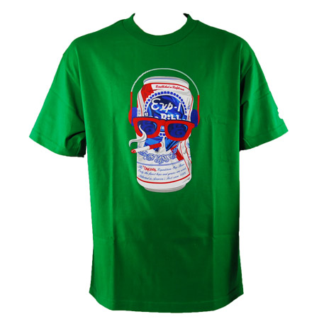 Expedition One Happy Hour Pepper T Shirt In Stock At Spot