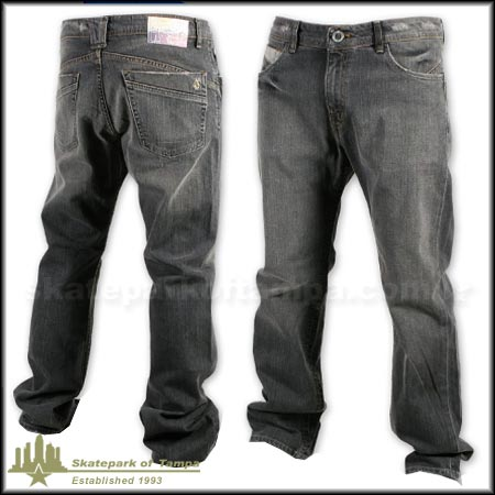 Mens Dark Wash Jeans