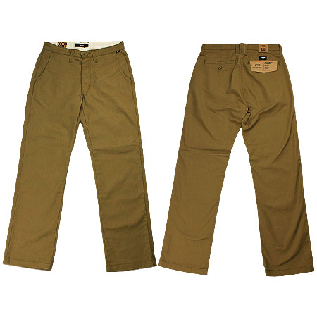 c59690ac1c5731 Vans Authentic Chino Modern Stretch Pants in stock at SPoT Skate Shop