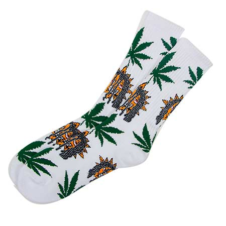 aef704f2524 HUF HUF x Chief Keef Glo Gang Plant Life Socks in stock at SPoT Skate Shop