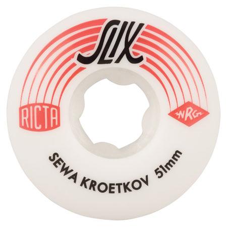 Sewa Kroetkov SLIX 99a Wheels  White