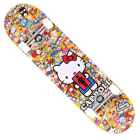 Girl Mike Carroll Hello Kitty Complete Skateboard