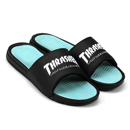 1ed789945b23 HUF HUF x Thrasher TDS Slides in stock at SPoT Skate Shop