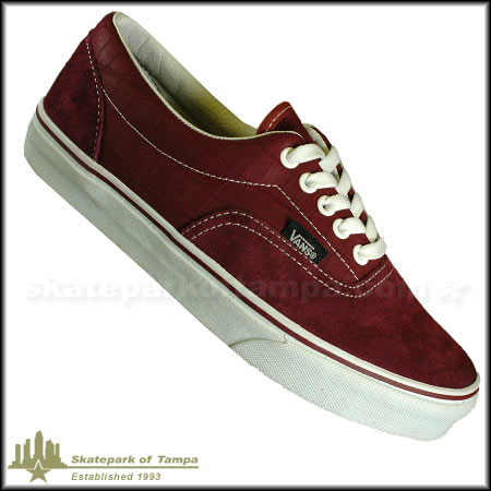 Vans Era Croc Suede Shoes in stock at SPoT Skate Shop fa1eb620f