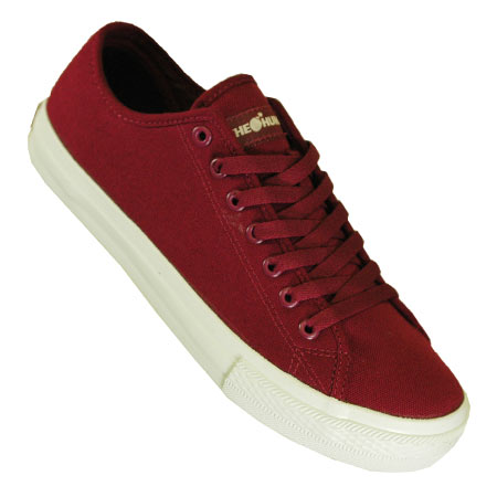 Shoes The Hundreds Valenzuela Low White Gum
