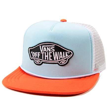 2895183b2f7 Vans Classic Patch Trucker Adjustable Hat in stock now at SPoT Skate ...