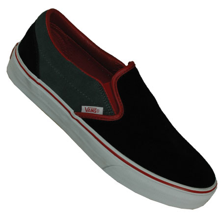 1c083a0fa7b OUT OF STOCK Color  Chili Pepper  Black Suede