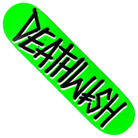 338fe81a0 Deathwish Deathspray Deck