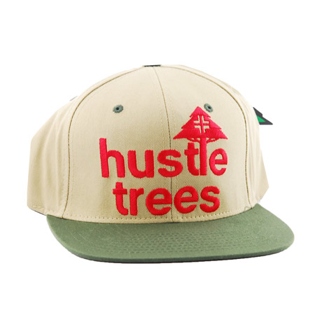 LRG Core Collection Hustle Trees Snap-Back Hat in stock at SPoT ... 771b937f6e4