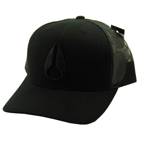 2e625c8d29b0eb Nixon Iconed Trucker Adjustable Hat in stock at SPoT Skate Shop