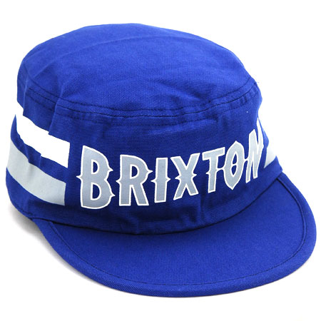 Brixton Grit Fitted Hat in stock at SPoT Skate Shop 974ade37f95