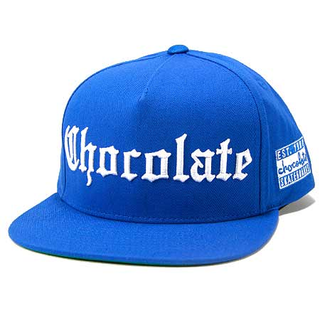 Chocolate Eazy-C Snap-Back Hat in stock at SPoT Skate Shop 66ab75d36d27