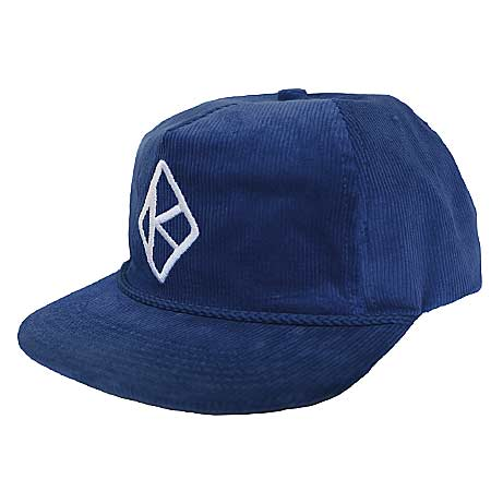 344f488417d Krooked Diamond K Snap-Back Hat in stock at SPoT Skate Shop