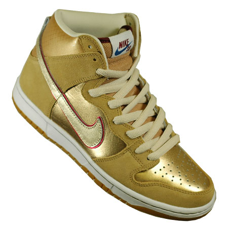 Nike Shoes Gold Color aromaproducts.co.uk