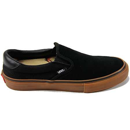 Vans Slip-On 59 Pro Shoes, (Anti Hero) Andrew Allen/ Black/ Gum in ...