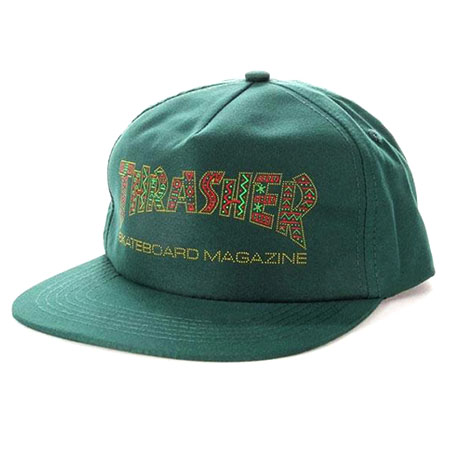 f82eb2cb8a3a5 Thrasher Magazine Outlined Snapback Hat Black  27.95. Thrasher ...