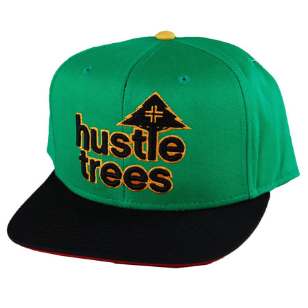 LRG Core Collection Hustle Trees Snap-Back Hat in stock at SPoT ... 15345b2a8f5