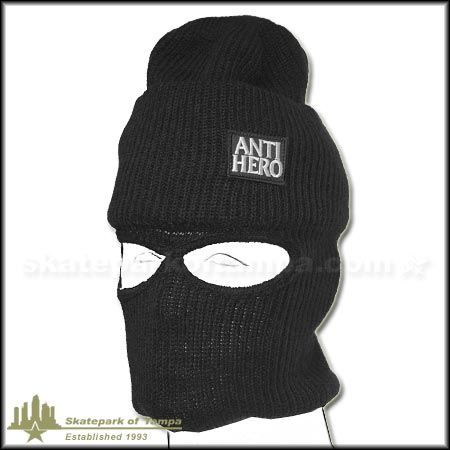 4fc8c117e52cf Anti-Hero Burgle II Ski Mask Beanie in stock at SPoT Skate Shop