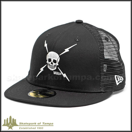 Vans Skull Bolt New Era Fitted Hat in stock at SPoT Skate Shop a43c5425f17