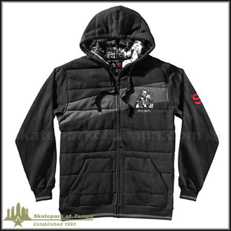 matix asher x tsm zip up hooded sweatshirt in stock at spot skate shop