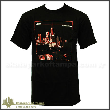 Vans in chi town t shirt in stock at spot skate shop Chi town t shirts