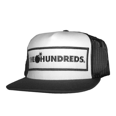 The Hundreds Corners Logo Snap-Back Hat in stock at SPoT ...