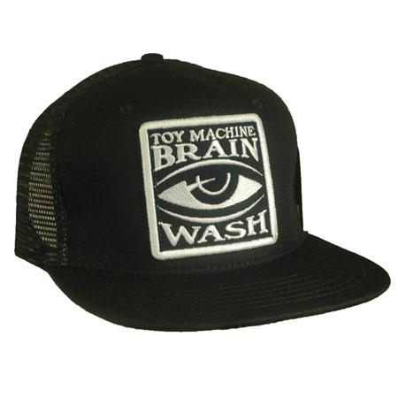 Toy Machine Brainwash Mesh Adjustable Hat in stock at SPoT Skate Shop fbbfce9f671