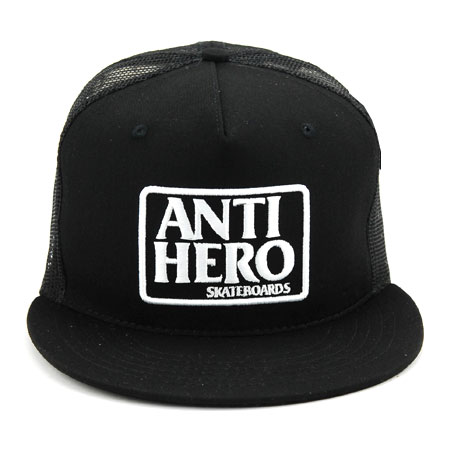 Anti-Hero Reserve Adjustable Trucker Hat in stock at SPoT Skate Shop 132670a7a73