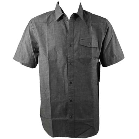Omit Taker Short Sleeve Button-Up T Shirt in stock now at SPoT ...