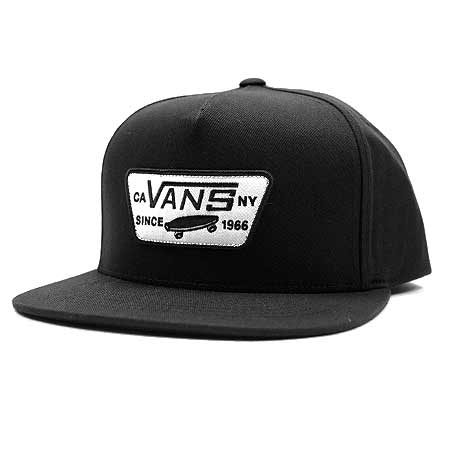 Vans Full Patch Snap-Back Hat in stock at SPoT Skate Shop e6ed7f74a1b