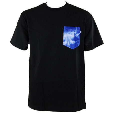the quiet life tie dye pocket t shirt in stock at spot