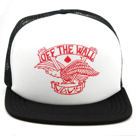 Vans Baldy Adjustable Trucker Hat