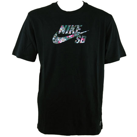 Nike sb floral janoski t shirt in stock at spot skate shop for Nike sb galaxy shirt