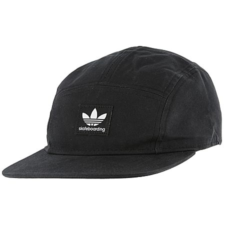 adidas Skate 5-Panel Strap-Back Hat in stock at SPoT Skate Shop 97507d1232c