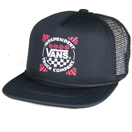 Vans Independent Trucks x Vans Boys Trucker Hat in stock at SPoT ... df1916f005a