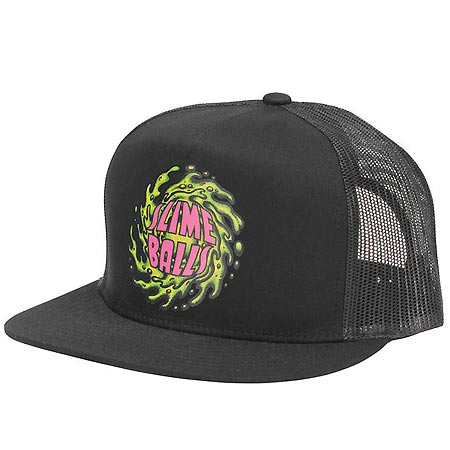 16eb274b957 Santa Cruz Slime Balls Trucker Mesh Hat in stock at SPoT Skate Shop