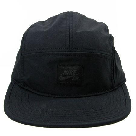 Nike Logo 5-Panel Strap-Back Hat in stock at SPoT Skate Shop c6848ce2f3da