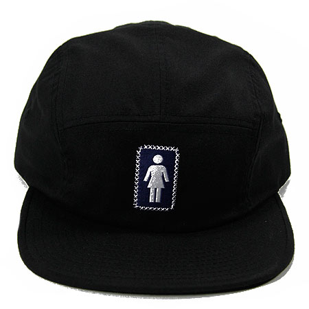 15010489a0e Girl OG 5-Panel Camper Strap-Back Hat in stock at SPoT Skate Shop