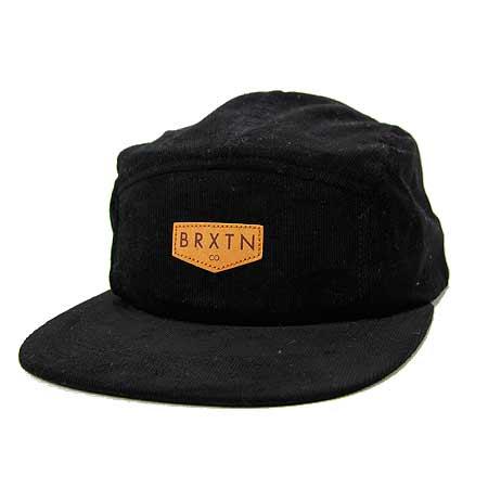 Brixton Haft 5-Panel Strap-Back Hat in stock at SPoT Skate Shop 8ffeca7c1ba